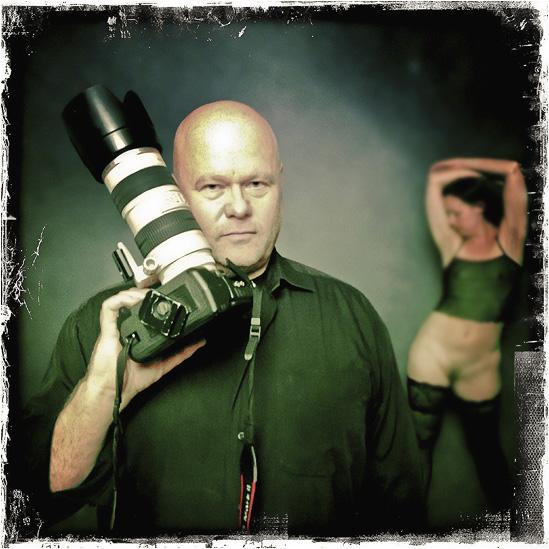 Hos fotografen Jan Dahlqvist